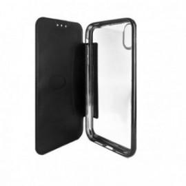 Etui pour Iphone XS Max folio ultra fin noir