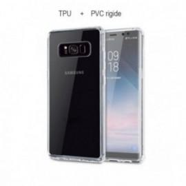 Protection complete 360 PVC rigide + TPU souple pour Samsung J6 2028