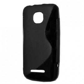 Coque Nokia asha 311 sline noire