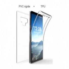 Coque pour Samsung S10 plus protection intégrale transparente
