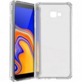 Coque semi-rigide Itskins Spectrum transparente pour Samsung Galaxy J4+ J415