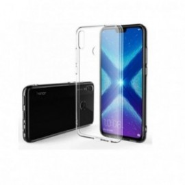 Coque minigel transparente pour Honor 8X