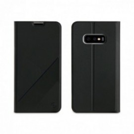 Etui folio stand edition Graphic NOIR pour SAMSUNG GALAXY S10
