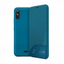 Wiko - Smart folio wiline night  BLEEN POUR VIEW 2 GO