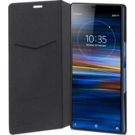 Etui folio noir pour Sony Xperia 10 Plus