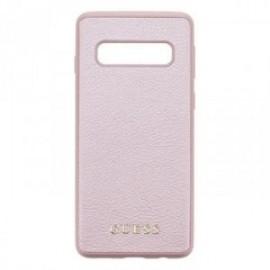 Coque pour Samsung S10E / S10 Lite G970 Guess Iridescent rose gold