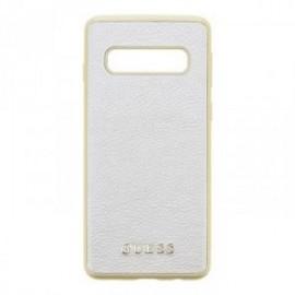 Coque pour Samsung S10E / S10 Lite G970 Guess Iridescent gold