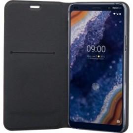 Etui folio noir pour Nokia 9