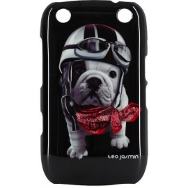 Coque BlackBerry Curve 9320 Teo Jasmin Racing noire