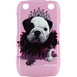 Coque BlackBerry Curve 9320 Teo Jasmin rose Queen
