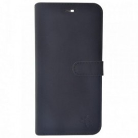 Étui Folio Trendy Noir Pour Apple iPhone 5/5S/SE