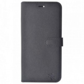 Étui Folio Trendy Gris Pour Apple iPhone 5/5S/SE