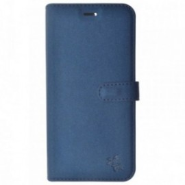Étui Folio Trendy Bleu Pour Apple iPhone 5/5S/SE