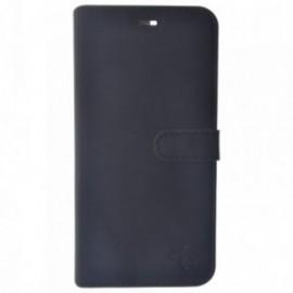 Étui Folio Trendy Noir pour Apple iPhone 6/6S