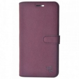 Étui Folio Trendy Violet pour Apple iPhone X / XS