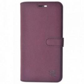 Étui Folio Trendy Violet pour Apple iPhone XS Max