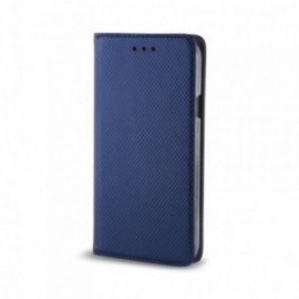 Etui pour Sony Xperia 10 Plus Folio support vidéo bleu