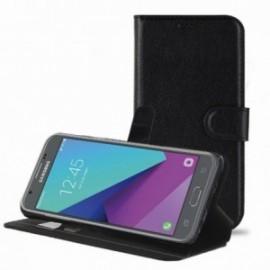 Etui pour Xiaomi Redmi Note 7 Folio Platinum noir