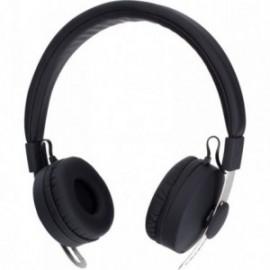 Casque bluetooth noir pour Samsung A8+ A730