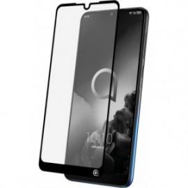Protège-écran pour Alcatel 3/3L 2019 en verre trempé contour noir
