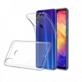 Coque pour Xiaomi Redmi Note 7 silicone souple transparente