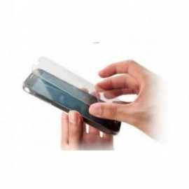 Verre Trempé 2D Transparent pour Wiko U Pulse