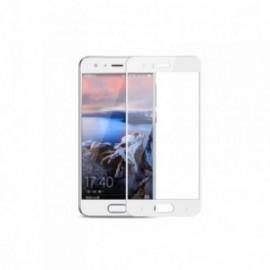 Verre Trempé Bord à Bord 2.5D Blanc pour Sony XA1 Ultra