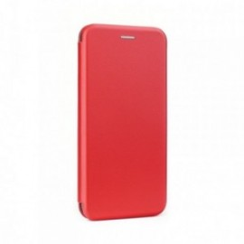 Etui Huawei P30 lite Folio business rouge