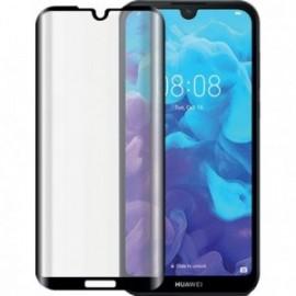 Protège-écran en verre trempé 2.5D pour Huawei Y5 2019