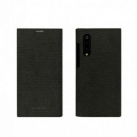 Folio stand gentleman noir pour Xiaomi MI 9