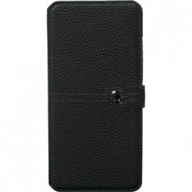 Etui Huawei P30 Pro Façonnable folio noir