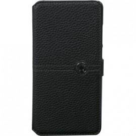 Etui Huawei P30 Façonnable folio noir