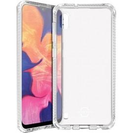 Coque semi-rigide Itskins Spectrum transparente pour Samsung Galaxy A10 A105