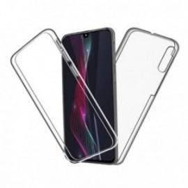 Coque pour Huawei Y6 2019 intégrale silicone transparente
