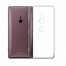 Coque pour Sony Xperia 1 silicone transparente