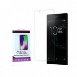 Verre trempé pour Sony Xperia 1 transparent