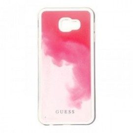 Coque pour Samsung J4+ Guess California Dark Matte TPU Kryt Glow in the rose
