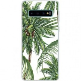 Coque rigide Palm Tree pour Samsung Galaxy S10 G973