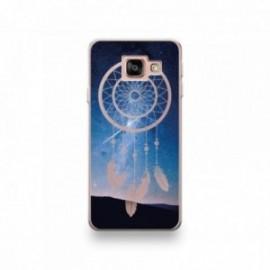 Coque pour Sony Xperia 1 / XZ4 motif Attrape Rêves de Nuit Blanc