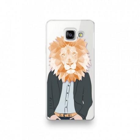 Coque pour Sony Xperia 1 / XZ4 motif Lion humanisé