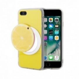 Muvit Life - Coque Mirror LEMON: IPHONE 7+/8+