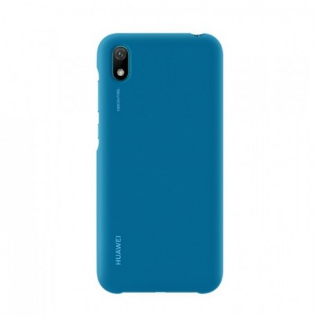 Huawei – Coque HUAWEI Y5 2019 arriere bleue