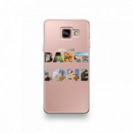 Coque pour Samsung Galaxy Note 10 motif Barcelone