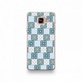 Coque pour Samsung Galaxy Note 10 motif Carreaux De Ciment Tapis