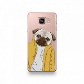 Coque pour Samsung Galaxy Note 10 motif Chien Humanisé