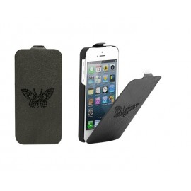 Etui iPhone 5 / 5s / SE Zadig&Voltaire strass papillon