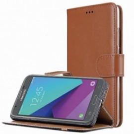 Etui folio Platinum marron pour Iphone 11 Pro