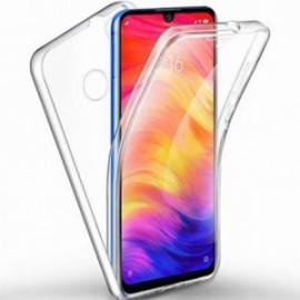 Coque pour Xiaomi Redmi 7 crystal contour gel