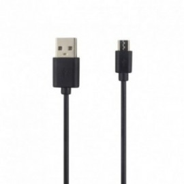 Câble data Micro usb Noir / 1 Mètre