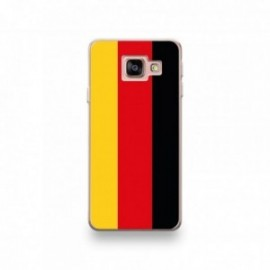 Coque pour Oppo RENO 2 motif Drapeau Allemagne